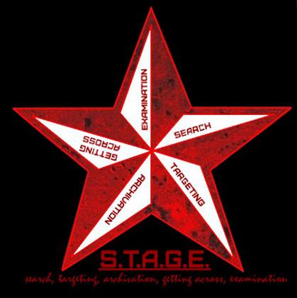 Логотип S.T.A.G.E
