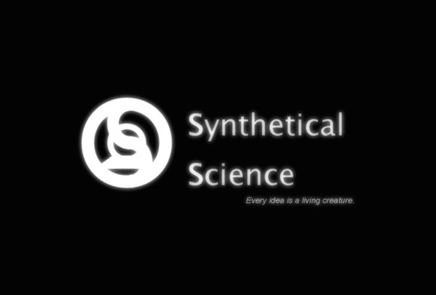 Логотип Syntethical sсience