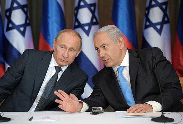 За последний год Владимир Путин и Биньямин Нетаньяху провели уже пять совместных встреч