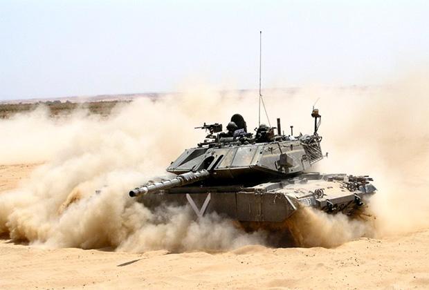 Биньямин Нетаньяху лично поблагодарил Владимира Путина за возвращение израильского танка «Магах» из подмосковного музея на родину