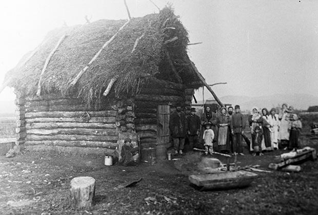 Старые фото переселенцев на дальний восток