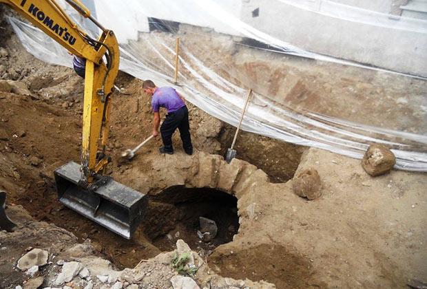 Молдавские катакомбы необходимо укрепить, чтобы избежать обрушения