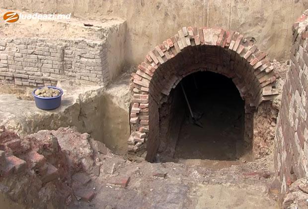 В одном из подземных сооружений Кишинева нашли расстрельную комнату