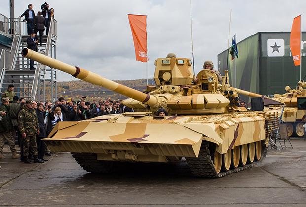Т-72 для городского боя