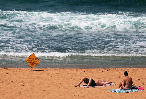 Наблюдая красоты Австралии, сложно поверить, что совсем рядом таится смертельная опасность
