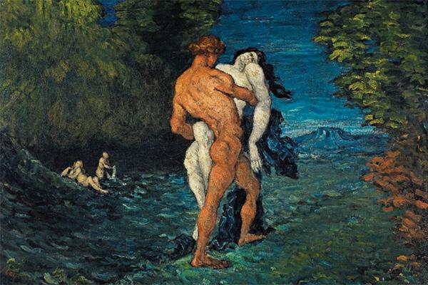 «Похищение», 1867
