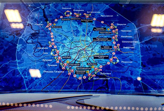 Малое кольцо Московской железной дороги — это первый опыт кольцевого движения пассажирских поездов в РЖД