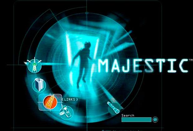 Постер игры Majestic