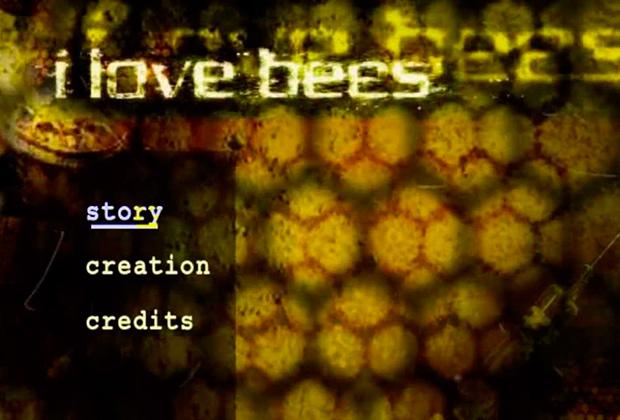 I love bees задала несколько трендов в дальнейшем развитии ARG
