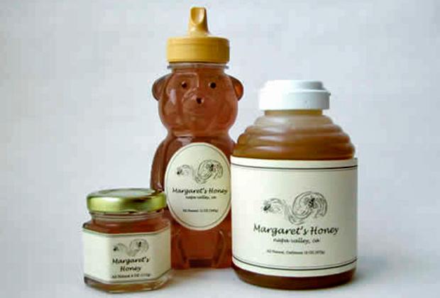 Мед из игры I love bees