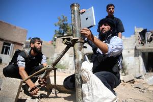 Гаджеты стали неотъемлемой частью диванного джихада