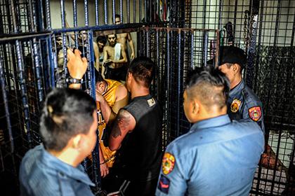 Задержание наркоторговцев