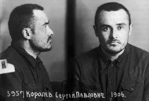 Сергей Павлович Королёв после 18 месяцев заключения. Бутырская тюрьма