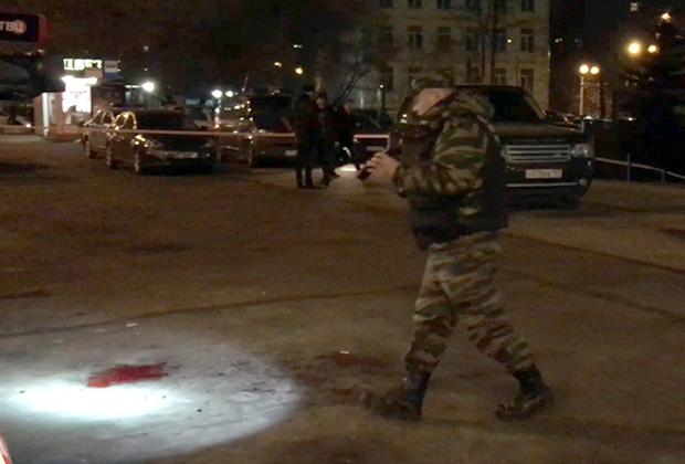 В результате стрельбы в московском ресторане Elements погиб один человек и ранены еще шестеро