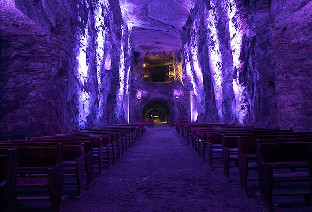 Соляной собор Сипакиры