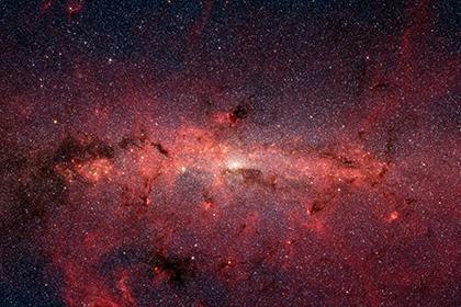 Ученые поведали происхождение перемычки Млечного Пути