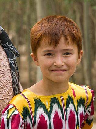 Уйгуры — потомки европейцев и китайцев