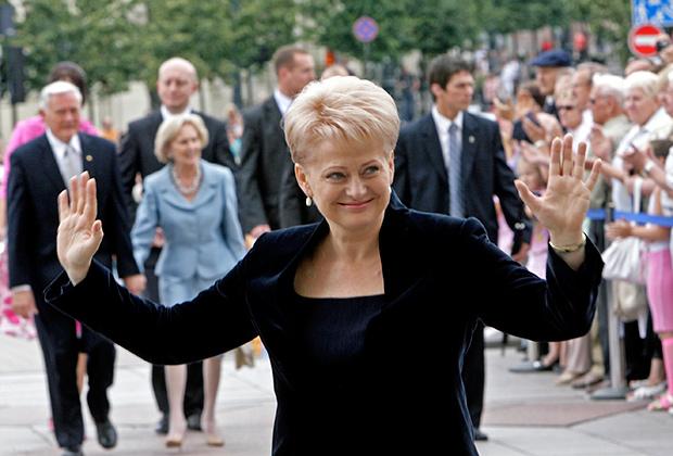В Литве президента называют Железная Даля