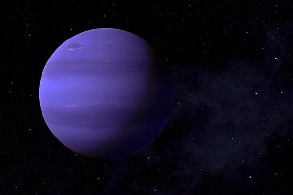 Планета Х напоминает Нептун