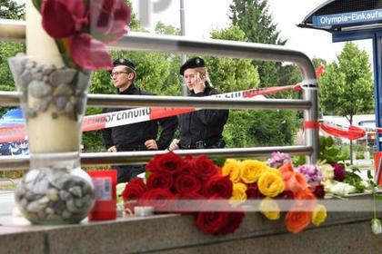Милиция не отыскала связей мюнхенского стрелка сИГ