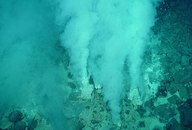 Гидротермальный источник