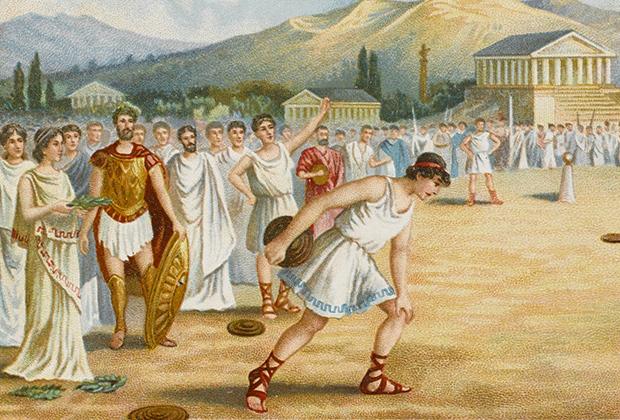 Женщины древней греции секс