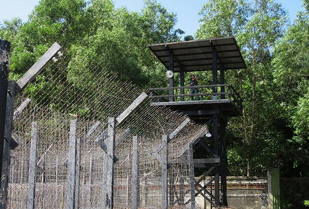 Кокосовая тюрьма острова Фукуок