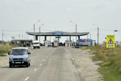КПП «Джанкой» в Крыму