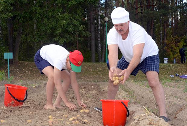 Общей темой для разговоров с попутчиками стал президент Белоруссии Александр Лукашенко
