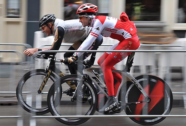 Велосипедисты, употребляющие кетоновый напиток, улучшили свои результаты на два процента.