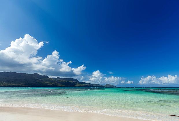 Пляж Ринкон на полуострове Самана