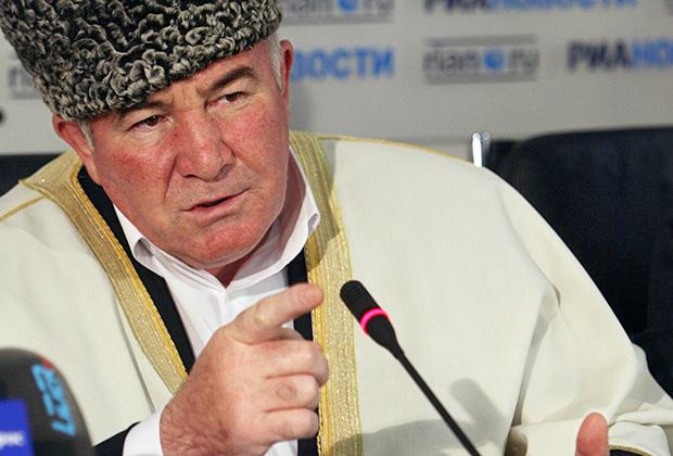 Муфтий Карачаево-Черкесии Исмаил Бердиев