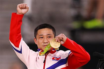 Невеселый чемпион изКНДР растрогал интернет-пользователей