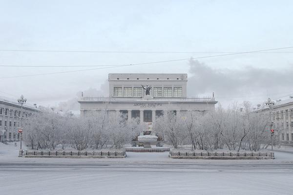 Дворец культуры шахтеров, Воркута