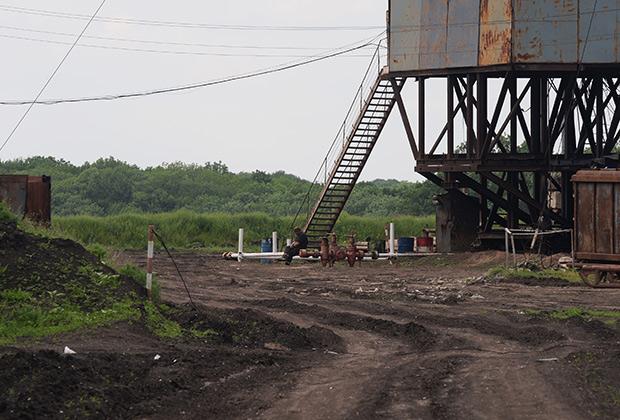 Юзовское месторождение сланцевого газа расположено в Харьковской и Донецкой областях