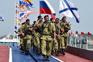 День ВМФ России в Севастополе