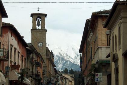 Италия пережила ночное землетрясение силой 6,4 балла