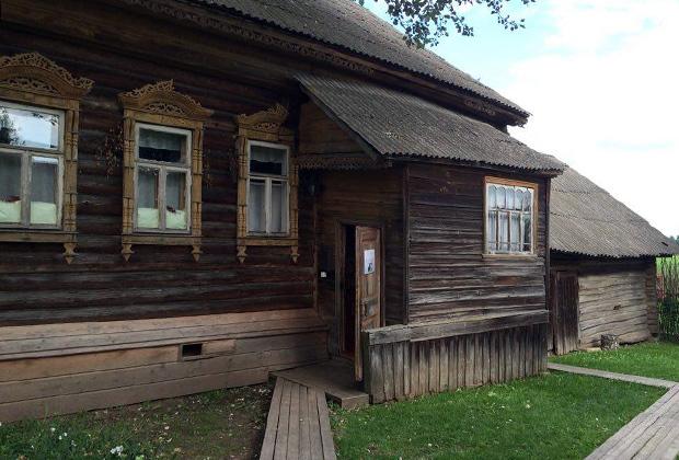 Музей кацкарей обосновался в избе Александры Ивановны Григорьевой
