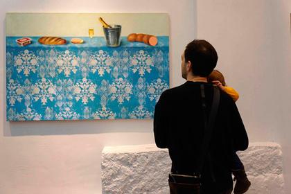 Галерея Тотибадзе - совместный проект известных московских художников Константина и Георгия Тотибадзе