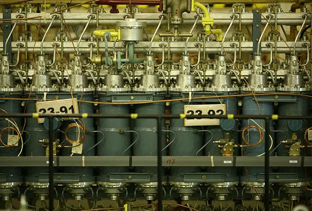 Те самые газоразделительные центрифуги