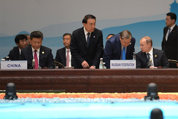 Путин прилетел насаммит G20