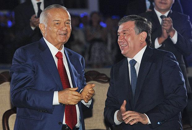 В 2003-м Каримов назначил хокима Самаркандской области главой правительства Узбекистана
