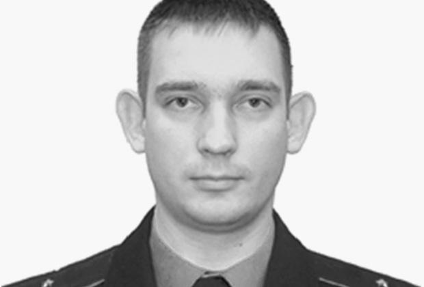 Майор Алексей Акимов