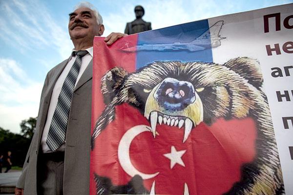 Турки о россии и русских
