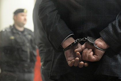 ВПетербурге осуждены два фигуранта дела опокушении навора взаконе