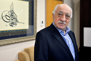 U.S. based cleric Fethullah Gulen at his home in Saylorsburg, Pennsylvania, U.S. July 29, 2016. REUTERS/Charles Mostoller