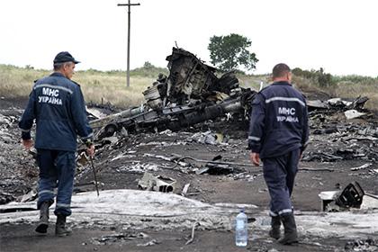 """""""Алмаз-Антей"""" счел несостоятельной версию следователей по делу MH17"""