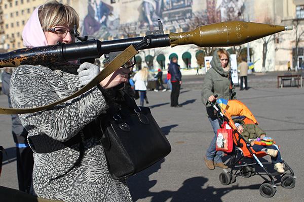 Харьков, 2014 год