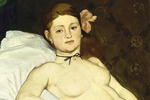 Эдуард Мане, «Олимпия» (1863)