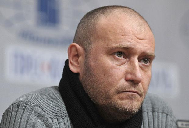 Дмитрий Ярош совсем недавно напрямую угрожал Мотороле